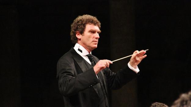 Der Dirigent Cem Mansur